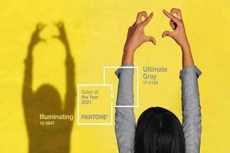 2021年度流行色正式发布 极致灰亮丽黄你更喜欢哪个