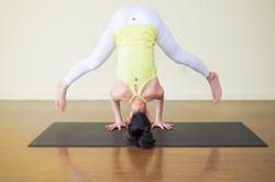快速减肥的瑜伽动作 猫伸展式瑜伽动作