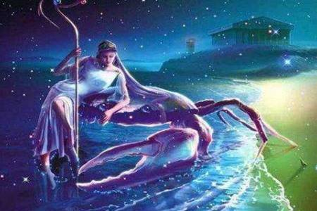 巨蟹座今日运势查询 巨蟹座和什么星座最配做夫妻