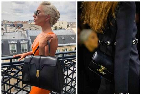 Celine替换设计师后包包风格变化大,2019高定秀场帅气