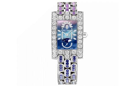 三款世界顶级名表奢华款式,钻石镶嵌全球限量发行