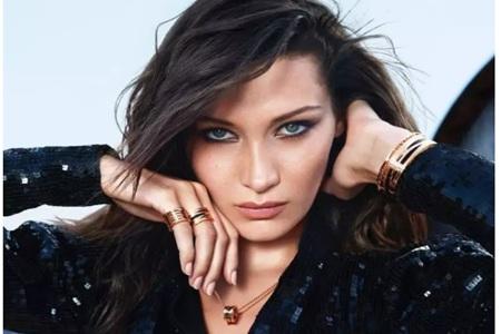奢侈珠宝饰品,金银的高级感衬出女性典雅