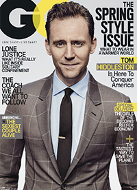 抖森帅气登《GQ》杂志封面 诠释优雅展男人魅力