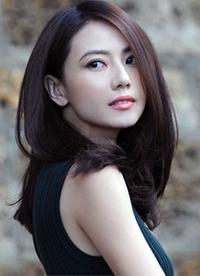 女明星没有刘海发型图片 美丑就在一瞬间