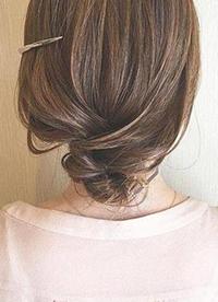 """简单易学的时尚发型教程 学会了早上多睡十分钟"""""""