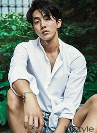 韩星南柱赫时尚写真曝光 展现完美肌肉线条
