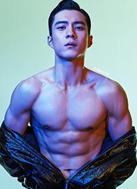 韩东君半裸肌肉写真曝光 大秀腹肌阳刚气质爆棚
