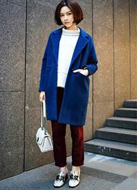 台湾最新潮人街拍合辑 时尚风格多元化