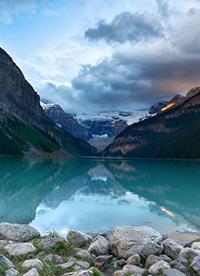 加拿大自然风景高清图片