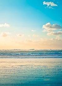 """美不胜收的沙滩海景图片合辑"""""""