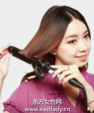 韩式双侧编发发型提升女人味