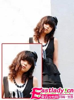 日本最新街头美女时尚发型抓拍