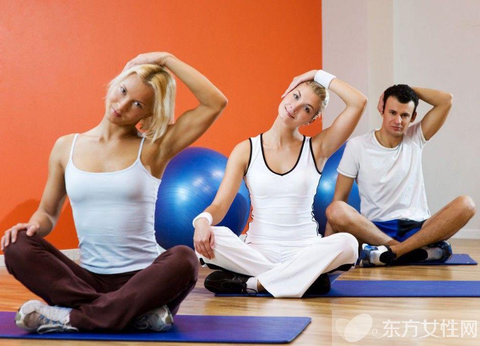 冬季四式减肥瑜伽 活动活动你那僵硬的骨骼