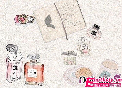 那些让你神魂颠倒 瓶身美貌的香水