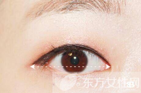 看鬼怪女主金高银眼妆 单眼皮就该这样画