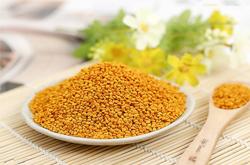 蜂花粉的吃法及注意事项介绍