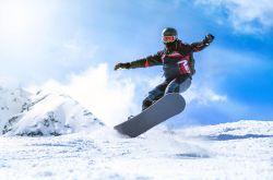 滑雪安全常识 雪场常见的5种伤如何防