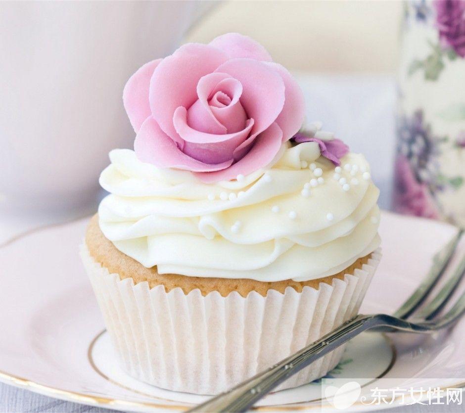 纸杯蛋糕的三大做法 简单美味轻松学会