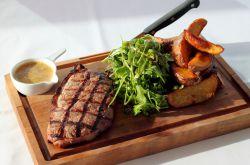 教你牛排怎么做才好吃 牛肉暖胃又含铁好处多