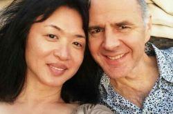 金星前妻子于虹照片 23岁因玩笑迎娶美国太太