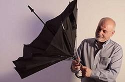 撑了3500年的伞 颠覆传统的反向折叠伞