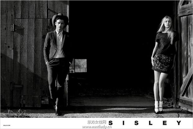 Sisley 2014秋冬时尚系列广告大片