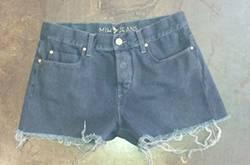 4步骤教你diy牛仔裤 打造潮流时尚短裤