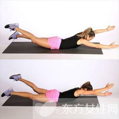 7个普拉提减肥动作 一个月轻松瘦下20斤
