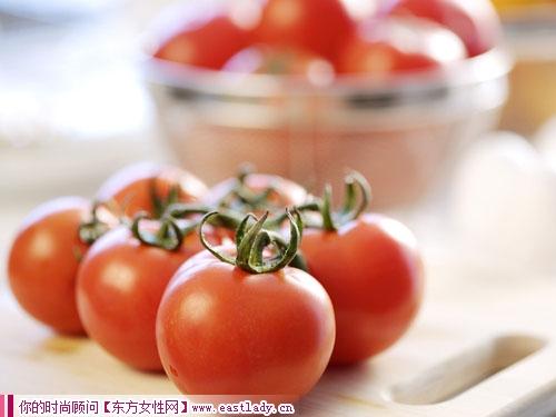 番茄轻松减肥法 保持身体均衡营养