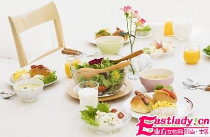 怎么样吃早餐才有助减肥