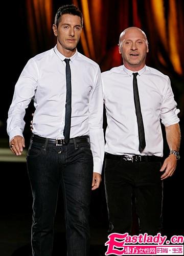 意大利名设计师Dolce&Gabbana双双因偷税受审
