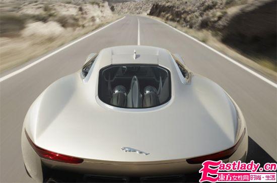 伊恩卡勒姆惊艳之作亮相 全新超跑概念车捷豹C-X75