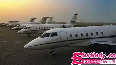 中国十亿级富豪超千人 私人飞机市场值得期待