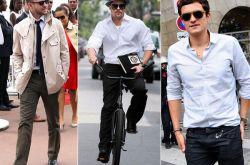 时尚型男衬衫搭配技巧 这么穿想不帅都难