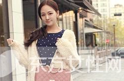 韩版宽松毛衣搭配法 搭对了显瘦身材随便show