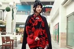 中国内地2013年12月街拍第一季