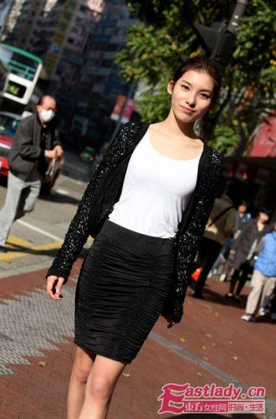 2011年3月21日中国内地服饰街拍